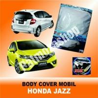 Body cover (Sarung Penutup) HONDA JAZZ utk Mobil Kesayangan