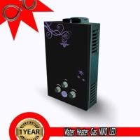 Harga water heater gas niko digital led | Hargalu.com