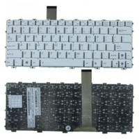 Keyboard Laptop/Netbook Asus Eee PC 1015 & 1025 Series black white