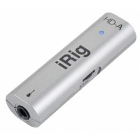 IK Multimedia iRig HD-A HD Quality Guitar Interface for Android
