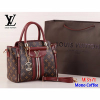 Bag LV W3571 Bonus Paper Bag *TAWAR BY CHAR!!GROSIR*