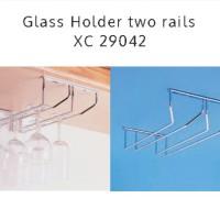 Rak Gelas Gantung dua jalur Vitco XC 29042