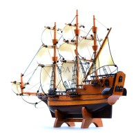 Jual kado hadiah  Miniatur Kapal Layar BATAVIA 30 cm Murah