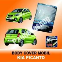 Body cover (Sarung Penutup) KIA PICANTO untuk Mobil Kesayangan
