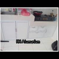 Kitchen Set Kabinet Bawah Kompor ACP