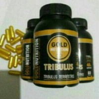 suplemen pria nutrition tribulus gold