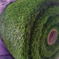 Dekorasi Lantai Karpet Dengan Rumput Sintetis Swiss