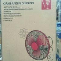 KIPAS ANGIN DINDING MASPION WF 41 K