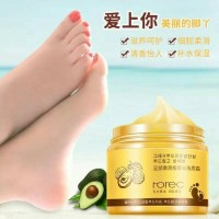 Jual rorec exfoliating peeling gel and foot message cream Murah