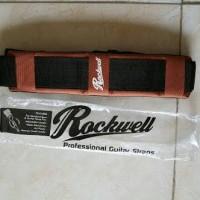 Strap Guitar Rockwell Model Cliplock Rasa Dimarzio