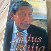 Melintas cakrawala Julius tahija Kisah sukses pengusaha Indonesia GM