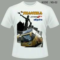 densharrawy kaos bus shantika shd