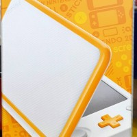 New 2DS XL / LL CFW Permanen 32GB Full Games