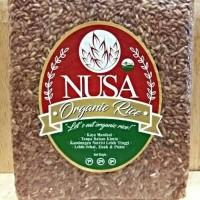 Jual Beras Merah Organic sosoh, kualitas export Murah