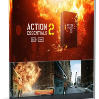 Video Copilot - Action Essentials 2 Footage + Tutorial 720p