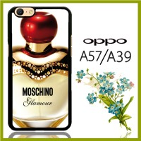 Moschino Perfume Glamour A0824 Oppo A57 / Oppo A39 Custom Case