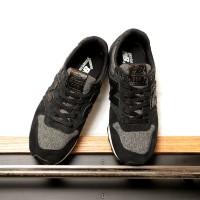 Sepatu New Balance 996 Women Black Gold WR996NNB Original