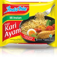 Indomie Kari Ayam - Indomie Rebus Kari Ayam