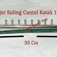 Gantungan Hanger Suling 12 Titik Import