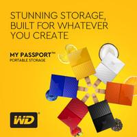 Jual WD My Passport (not Ultra) 2TB NEW MODEL USB 3.0 Murah