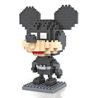 L6412 Loz Lego Nano Block Mickey Batman KODE PL6412