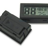 Mini Digital LCD Thermometer Temperature Sensor Fridge Freezer