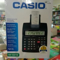 KALKULATOR CASIO HR-150TM (CALCULATOR PRINTING)