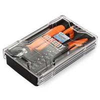 Jakemy Obeng Ratchet Set 20 in 1 / Tool Kit LCD Smartphone Laptop HP