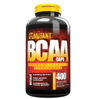 Bcaa Mutant 400 Caps 400caps Mutant Bca KODE vc14605