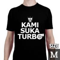 Kaos Motomobi Kami Suka Turbo (size M) by MotomobiTV Official Merch