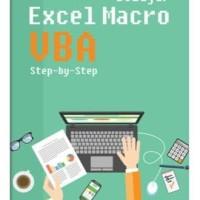 Belajar Excel Macro Vba Step-By-Step - E.06 B14 81103