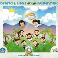 Cerita & Lagu Anak Nusantara - D.09 B14 81216