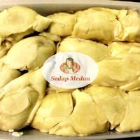 Jual Durian Kupas SUPER Sedap Medan Asli Murah