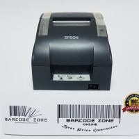 PRINTER DOT MATRIX EPSON TM-U220D MANUAL