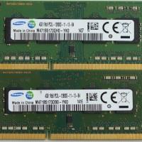 Ram Laptop SAMSUNG 4GB DDR3 PC3L 12800 Memori Sodim