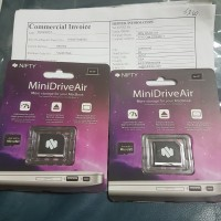 NIFTY MINIDRIVE AIR MK5 ORIGINAL MICRO SD ADAPTER BY NIFTY