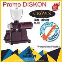 Penggiling Kopi / Coffee Grinder Crown Horeca - CG-600