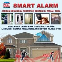 Paket Alarm  Made in Japan VTM alarm security sistem hindari perampok