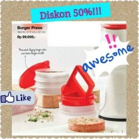 burger press tupperware