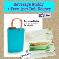 beverage buddy tupperware