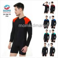 Baju Renang Pria Tangan Panjang Dewasa DV-DW-TP-018