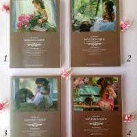 Jual Buku Tulis / Buku Catatan / Agenda Notebook Fancy - HAPPINESS Murah