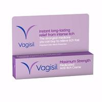 NEW Vagisil Maximum Strength Medicated Anti-Itch Cream - 28g sehat,wan