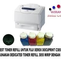 Bubuk Refill Toner & Chip Fuji Xerox Docuprint C3055DX