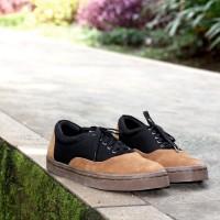 Sepatu Casual Pria/sneaker/sneakers Joey Up Black