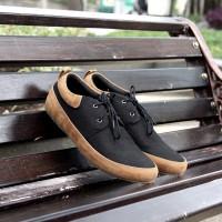harga Sepatu Casual Pria/sneaker/sneakers Joey Gale Black Tokopedia.com