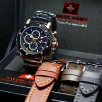 harga Jam Tangan Swiss Army Swissarmy Original Expedition Ac Tokopedia.com