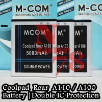 Baterai Coolpad Roar A110 A100 Double IC Protection