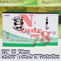 Baterai SPC S5 Wave Double IC Protection
