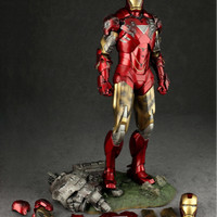 Hot Toys Iron Man 2 Mark 6